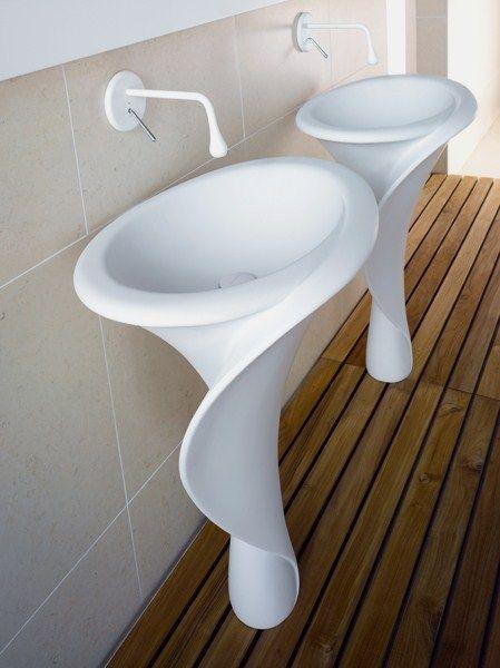 Bathroom Pedestal Sinks Ideas Unique Bathroom Sinks Bathroom Sink Design Funky Bathroom