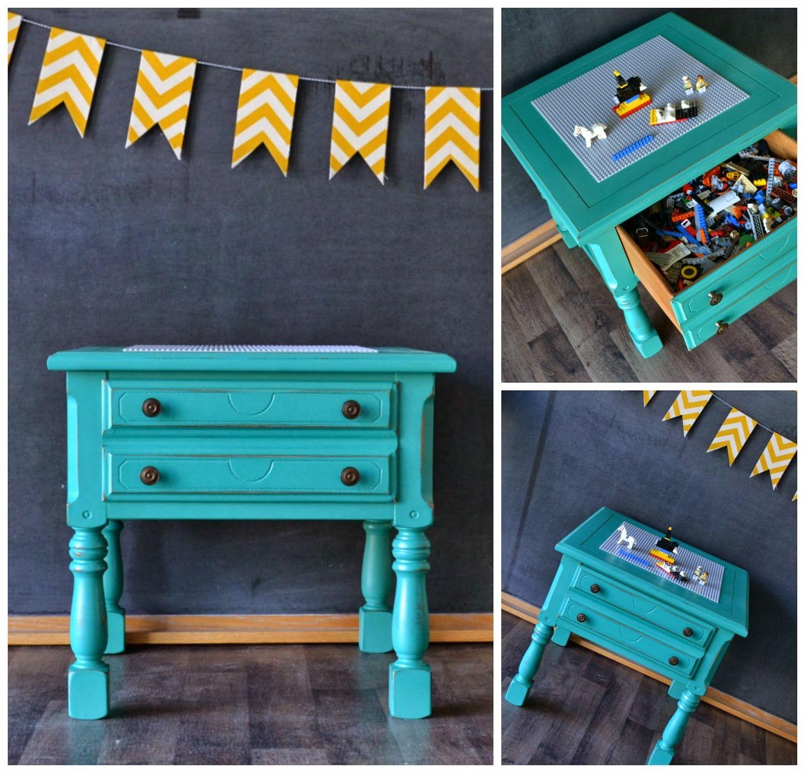 lego table nathan 39 s room pinterest. Black Bedroom Furniture Sets. Home Design Ideas