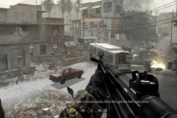 Call Of Duty 4 Modern Warfare Pc Games Gameplay Modern Warfare Call Of Duty Warfare