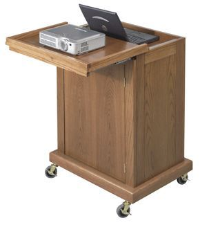 Audio Visual Stand   AV Equipment Storage Cabinet