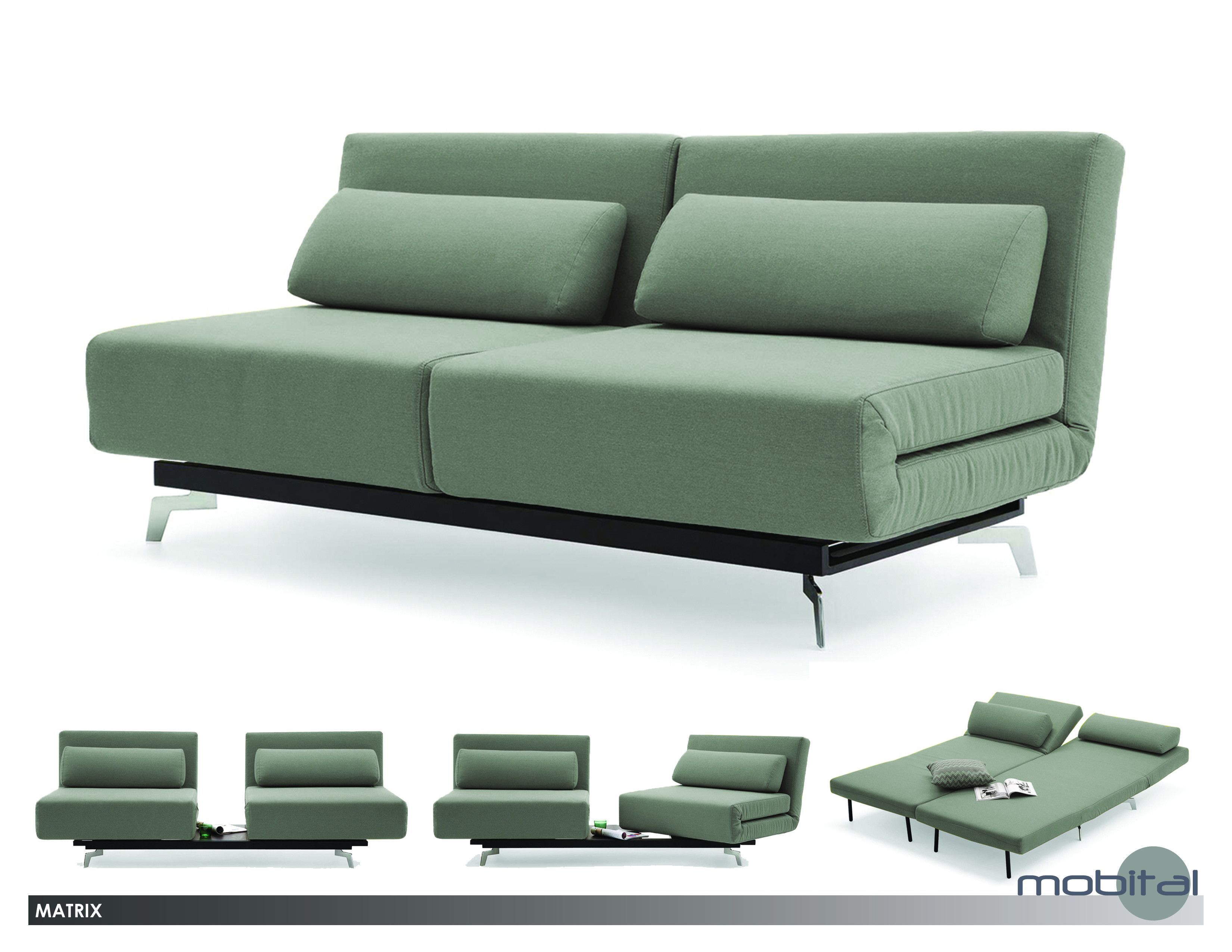 Matrix Sofabed Grey Tweed Products In 2019 Futon