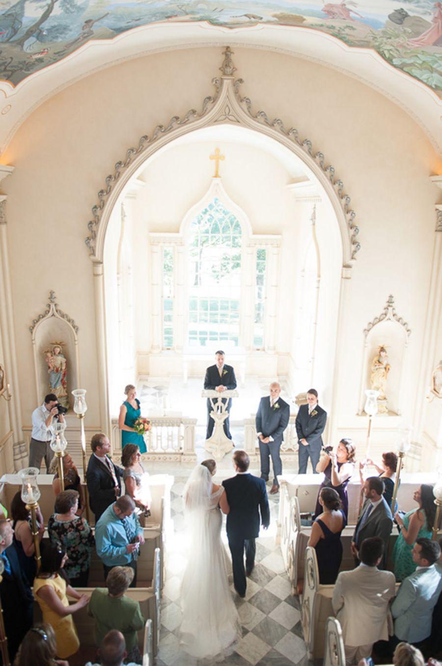 Trump Winery Chapel!! Charlottesville area Weddings