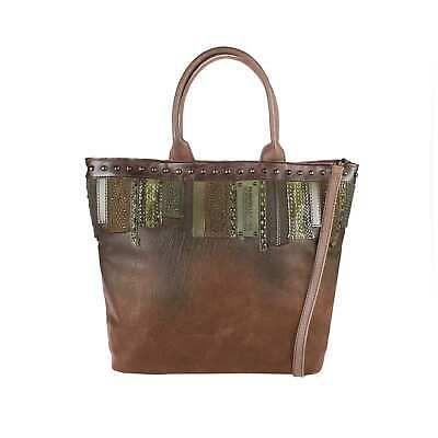 Photo of WOMEN'S XXL HAND BAG SHOPPER SHOULDER SHOULDER BAG SADDLE LOOK TRAVEL HOLIDAY BAG …