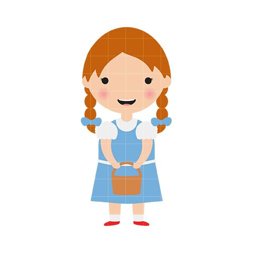 Dorothy Clip Art Quarter Clipart Wizard Of Oz Pinterest Products And