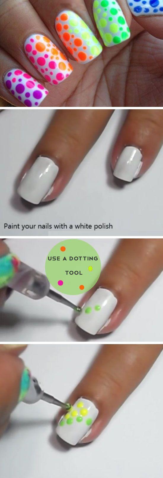 22 DIY Back to School Nails for Kids | Nagelschere, Fingernägel und ...