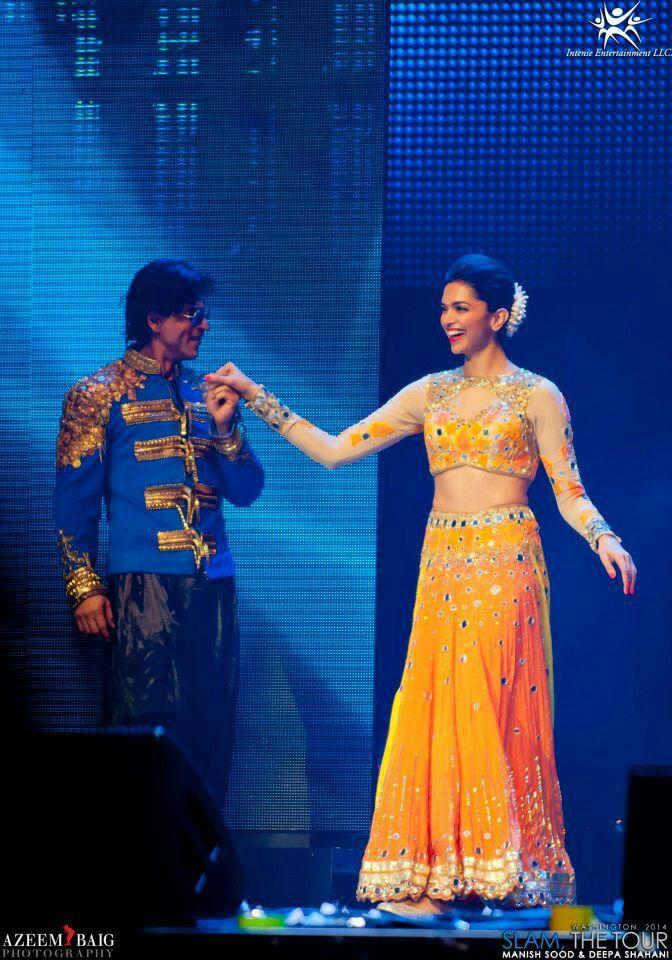 Pin On Deepika And Shahrukh Khan