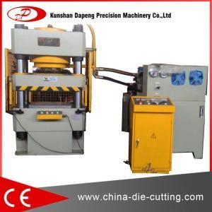 300 Ton Four Column Hydraulic Press Machine on Made-in-China com