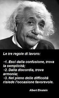 Le Regole Del Gioco Citazioni Sagge Einstein E Citazioni
