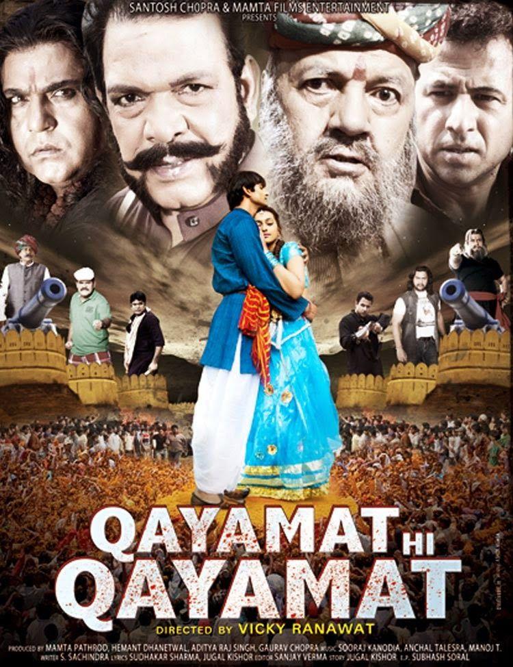 Http Www Songspklover Pw 2014 06 Qayamat Hi Qayamat 2012 Mp3 Songs Html Hindi Movies Online Hindi Movies Indian Movies