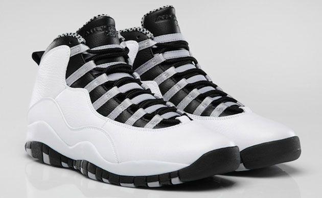 The Air Jordan 10