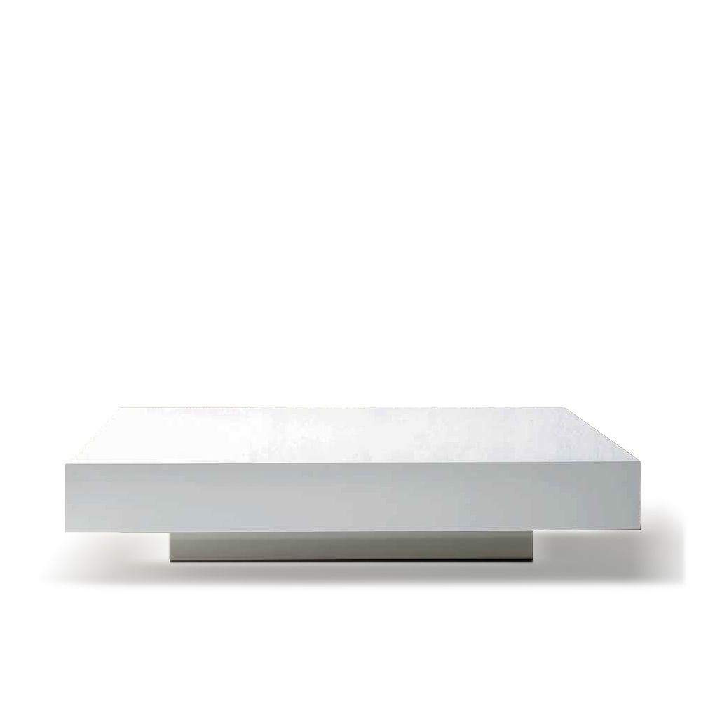 Low Coffee Table In Custom Made Colours, Matt Or Gloss Or Wood Finish At My  Italian Living Ltd
