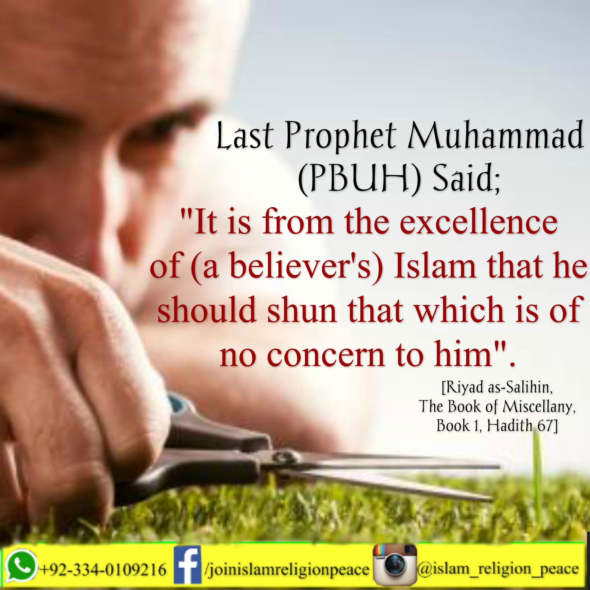 Islam Peace Love Religion Justice Prophet Muhammad