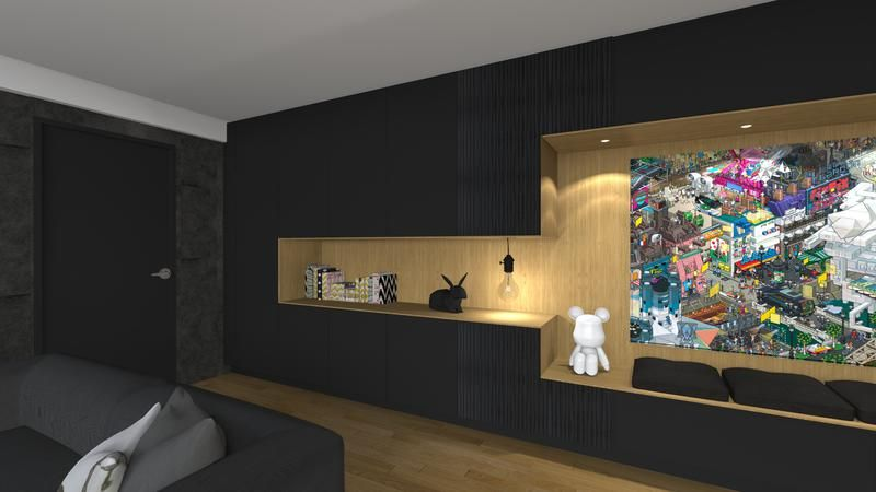 la maison france 5 nancy projet open space pinterest. Black Bedroom Furniture Sets. Home Design Ideas