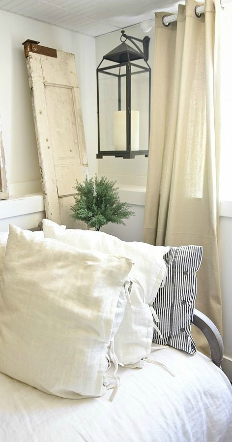 Rustic Style Guest Bedroom