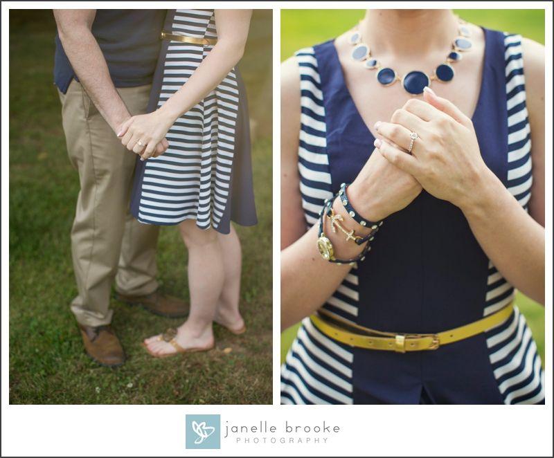 Allison & Peter's Engagement Shoot » Janelle Brooke Photography