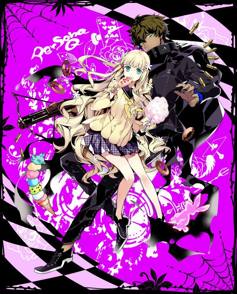 Persona Q: Shadow Of The Labyrinth/#1729953 - Zerochan