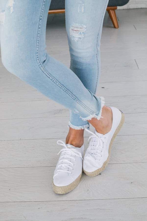 e345a3b0aa84 Keds Triple Kick Jute Sneakers | Outfit Ideas | Sneakers, Shoes ...