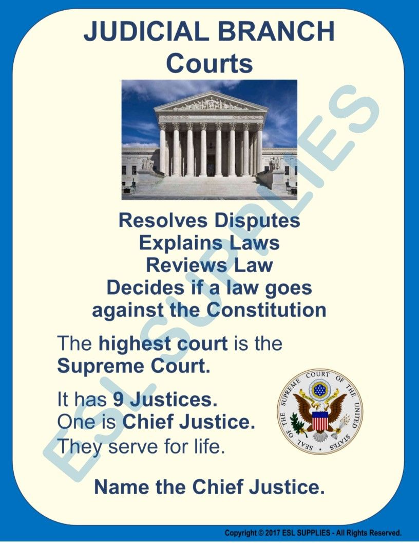 Worksheet Judicial Branch In A Flash Answers | schematic ...