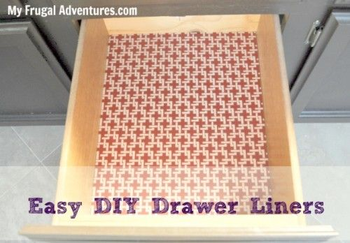 Shelf And Drawer Liners