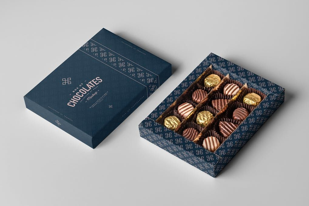 Download 25+ Elegant Chocolate Bar Mockup PSD Templates (With ...