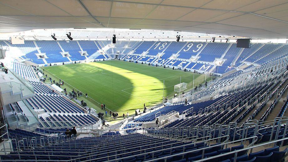 Stadion Tsg Hoffenheim