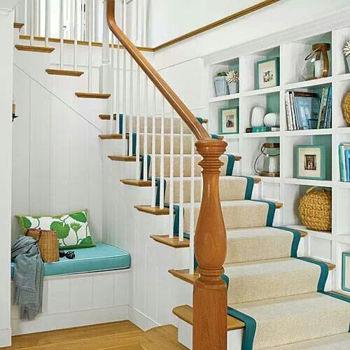 16 Interior Design Ideas And Creative Ways To Maximize: Absolutely Love This Staircase
