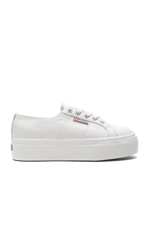 Superga 2790 Fglw Sneaker in White