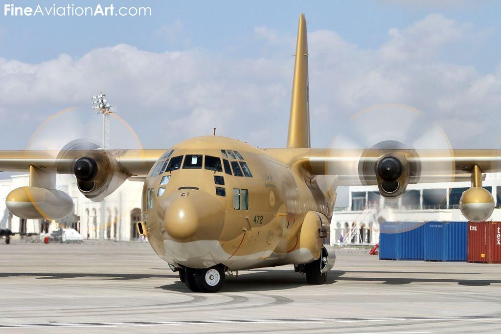 472 - Lockheed C-130H Hercules - No.4 Squadron, RSAF