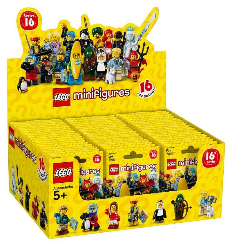 The Lego Movie Minifig Blind Bag Guide Lego Movie Lego Toys Blind Bags