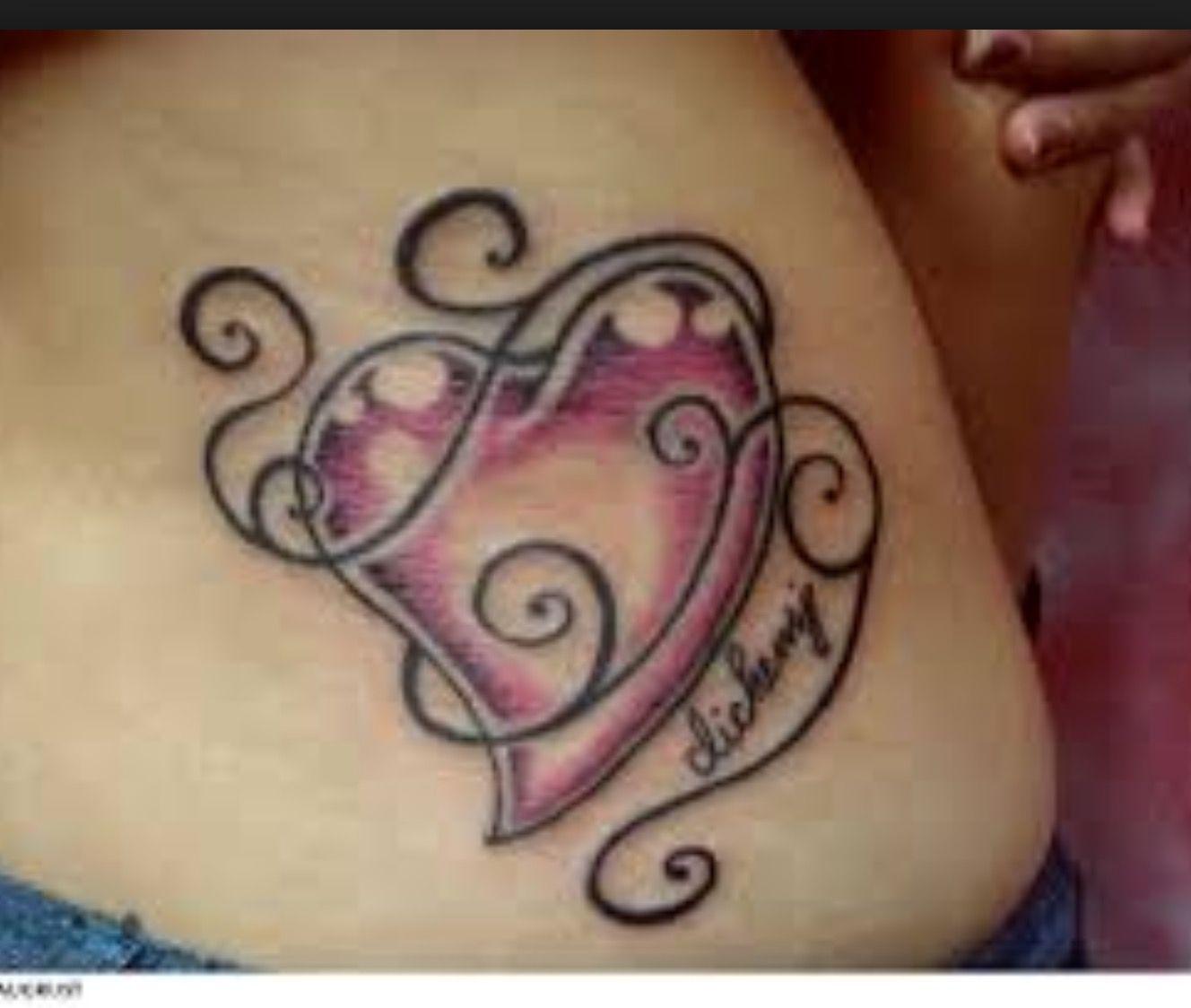 Pin By Hannah O Keefe On Tatooos Love Heart Tattoo Tribal Heart Tattoos Heart Tattoo Designs