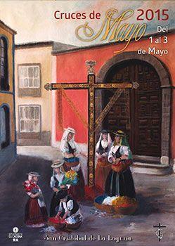 Cartel de las Cruces de Mayo
