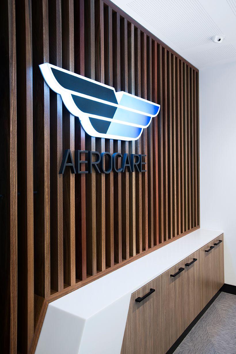 Aerocare Fitout Commercial Office Interior Design Brisbane Australia