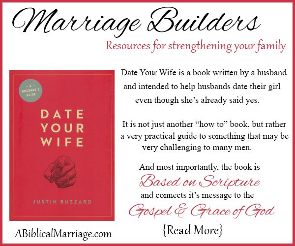 Date Your Wife By Justin Buzzard Book Review  Books Married