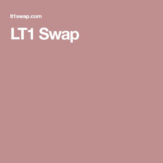 Lt1 Swap Swap Harness Wire