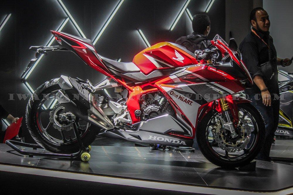 Mega Gallery Honda All New Cbr250rr Gocekan Kursi Cakkkkk