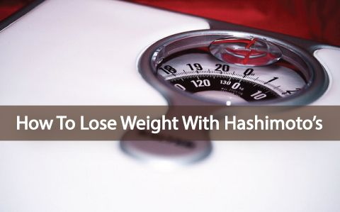 Lose weight with thyroid hashimotos