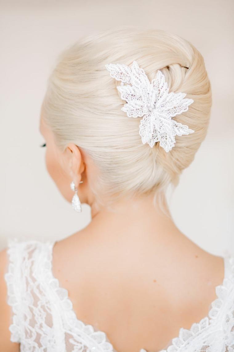 Frisuren Fur Die Hochzeitskommunion Oder Besondere Anlasse