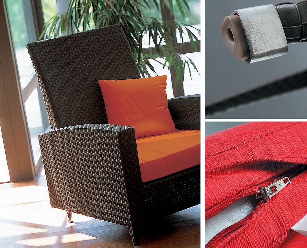 Spa lounge chair - Spa Lounge Transatlantic Lounge Chair