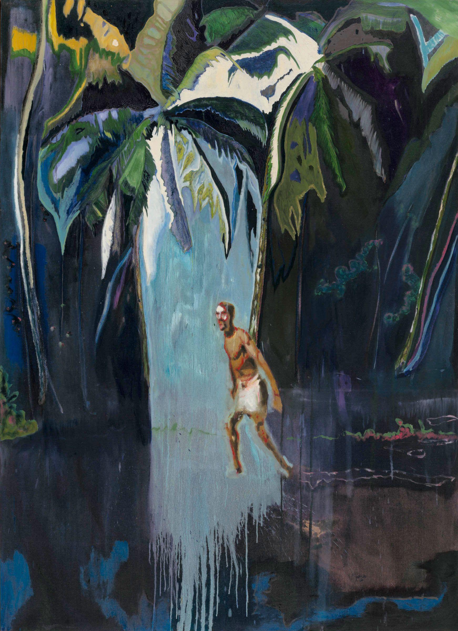 Peter Doig Nulle Terre Etrangere Arte Abstracto Cine Arte Artistas