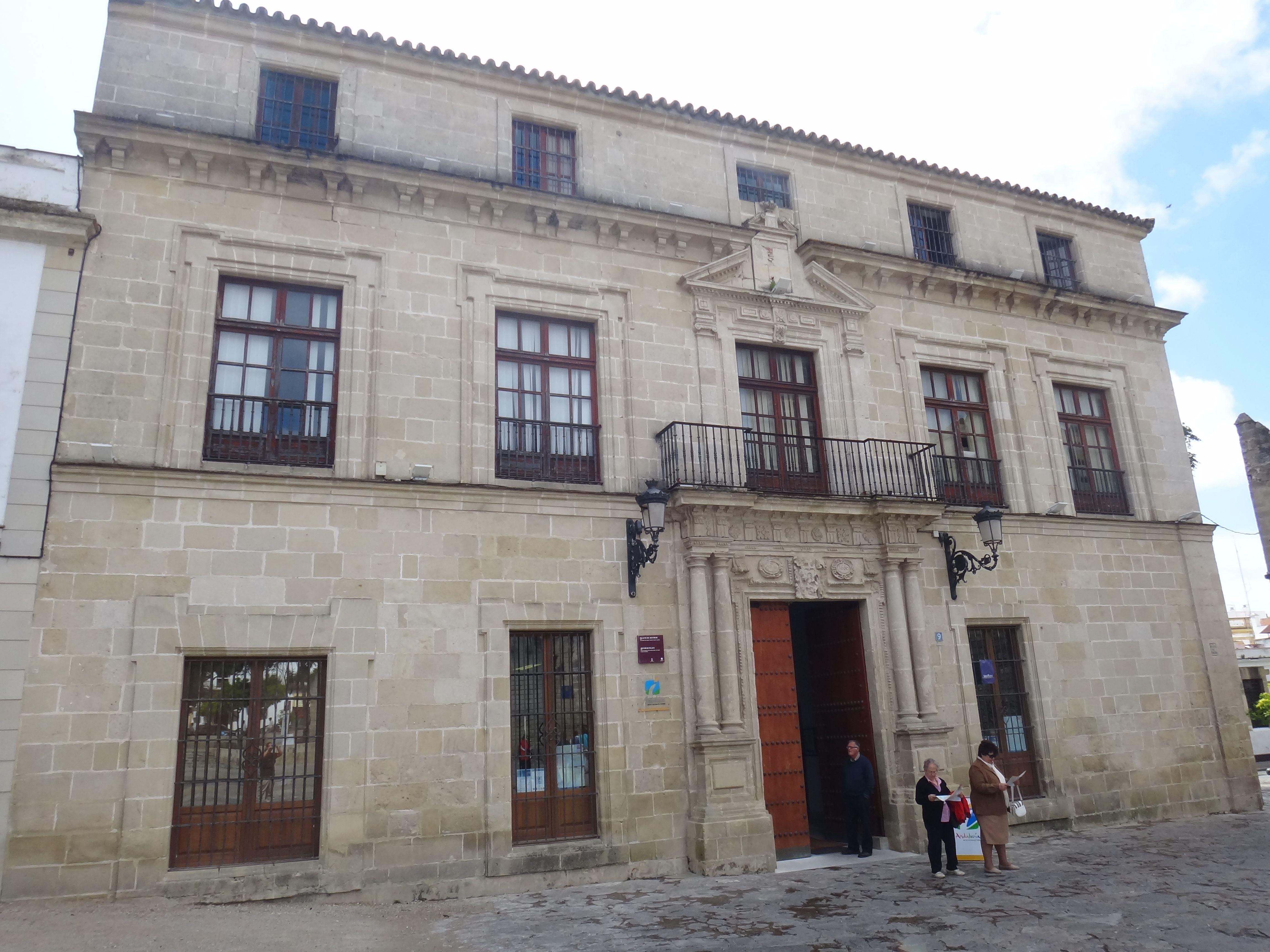 Palacio de aran bar actual oficina de turismo del puerto for Oficina turismo cadiz