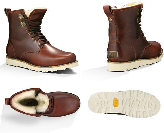 buy online b4294 24d0b UGG Hannen Boot - Cordovan