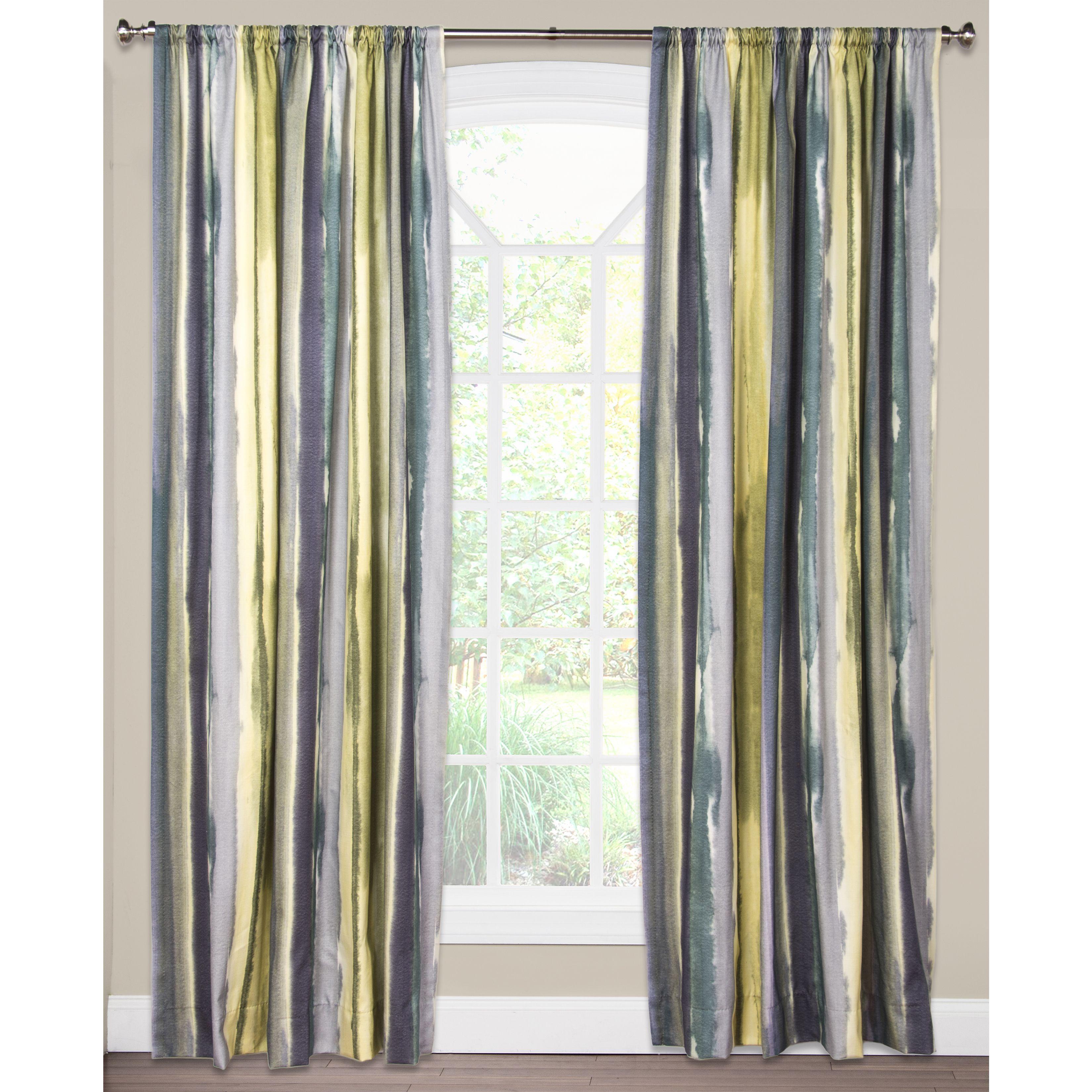 Siscovers Savannah Plum Curtain Panel   Savannah Plum X