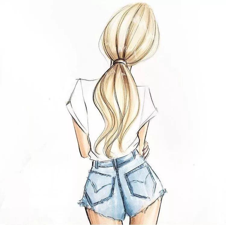 Картинки абонент, прикольные рисунки карандашом девушки