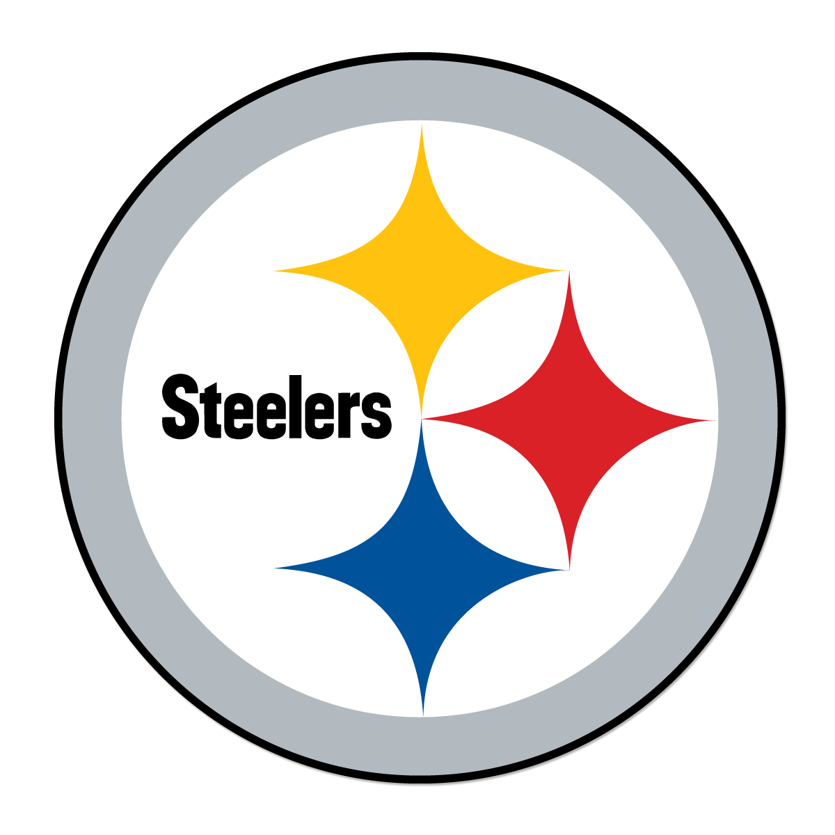 Press Conference Pouncey Signs Contract Extension Pittsburgh Steelers Logo Pittsburgh Steelers Nfl Teams Logos [ 1200 x 1200 Pixel ]