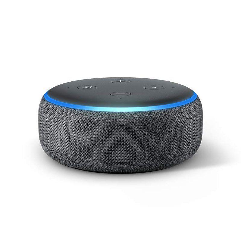 Amazon Echo Dot 3rd Gen By Amazon Echo Dot Amazon Alexa Echo Dot Smart Speaker