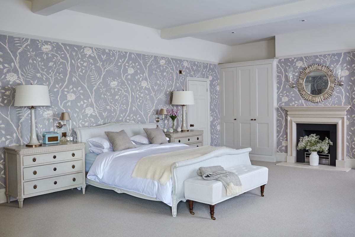 New Bedroom Interior Design New Forest Manor House Interior Design Sims Hilditch Bedrooms
