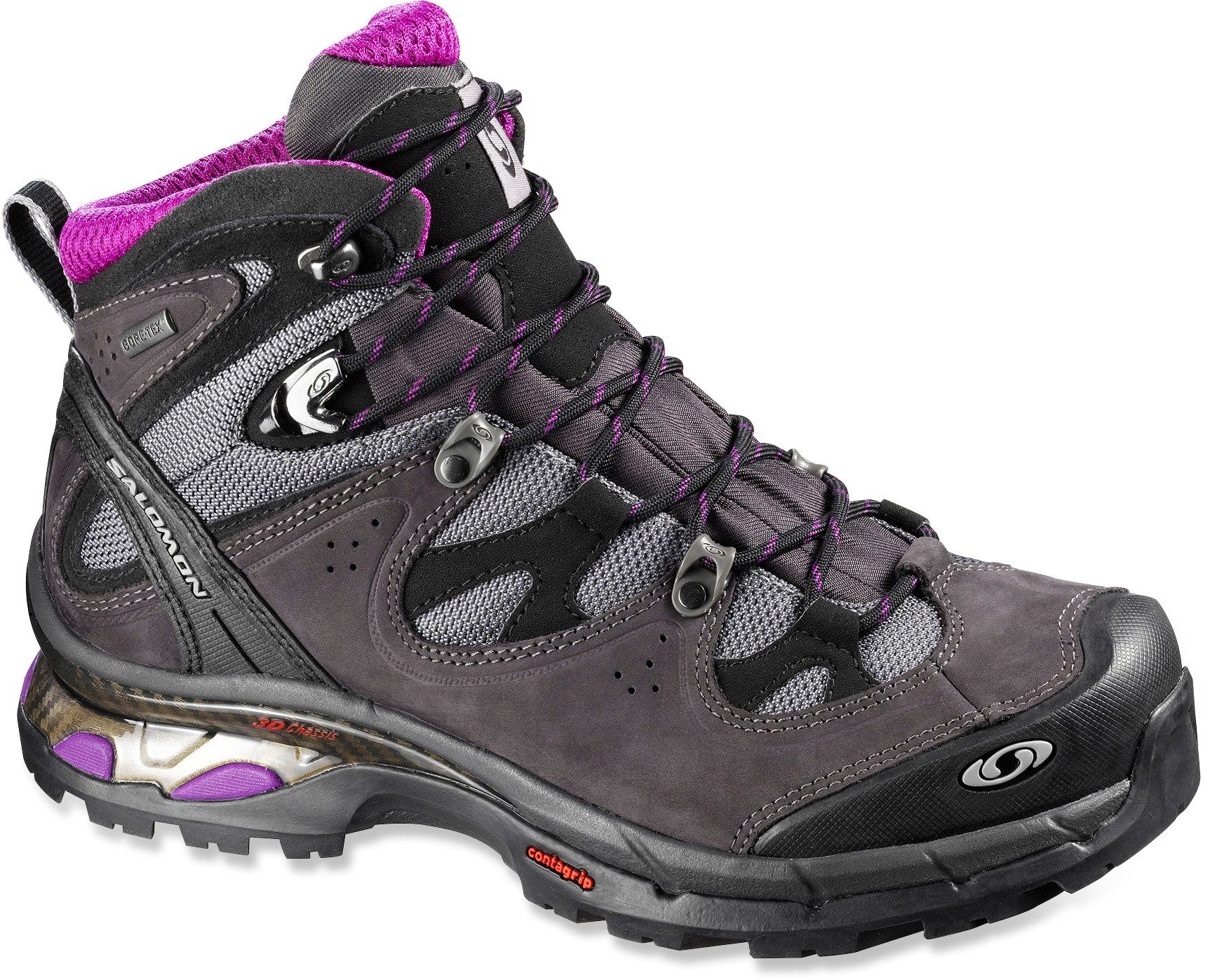 Salomon GORE TEX Women's Hiking Shoes | REI Co op