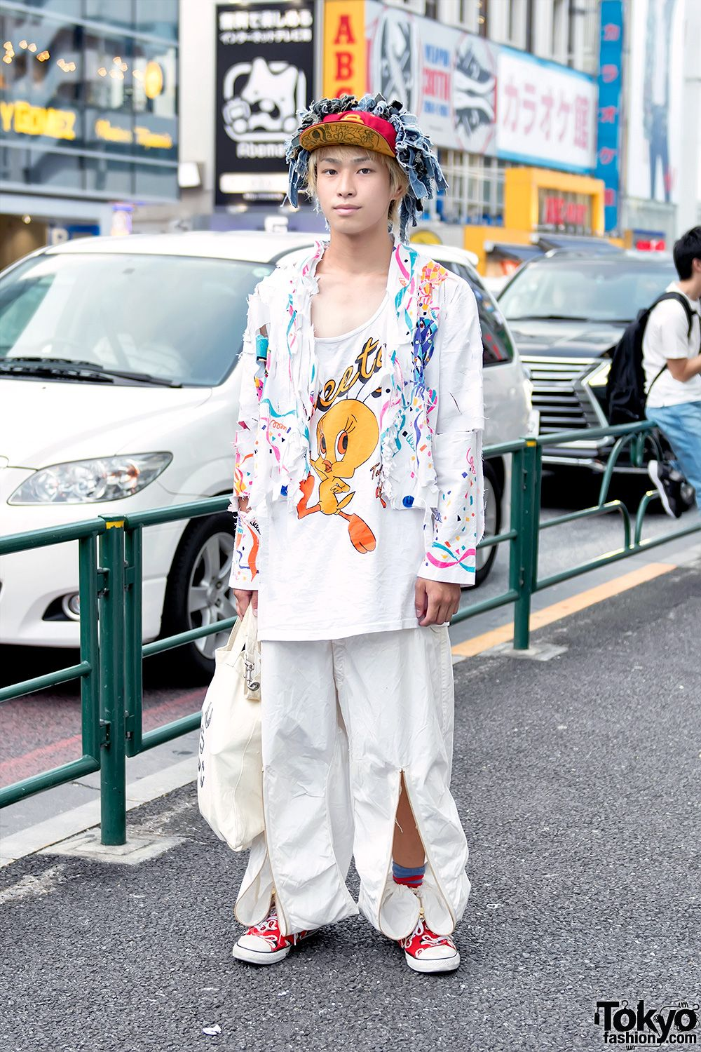 Yuma, 18 years old, student | 3 October 2016 | #Fashion #Harajuku (原宿) #Shibuya (渋谷) #Tokyo (東京) #Japan (日本)