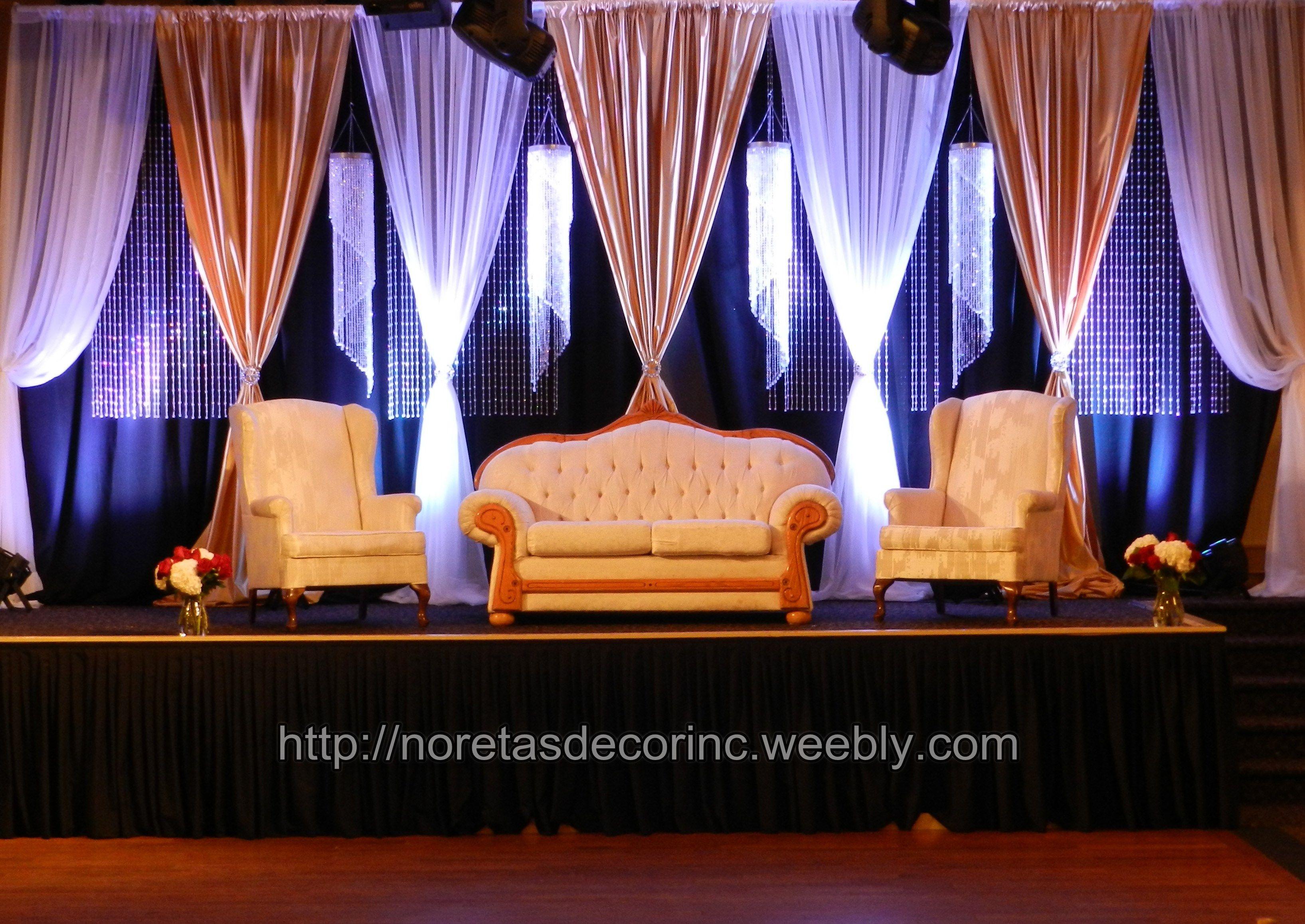 Elegant Wedding Decoration