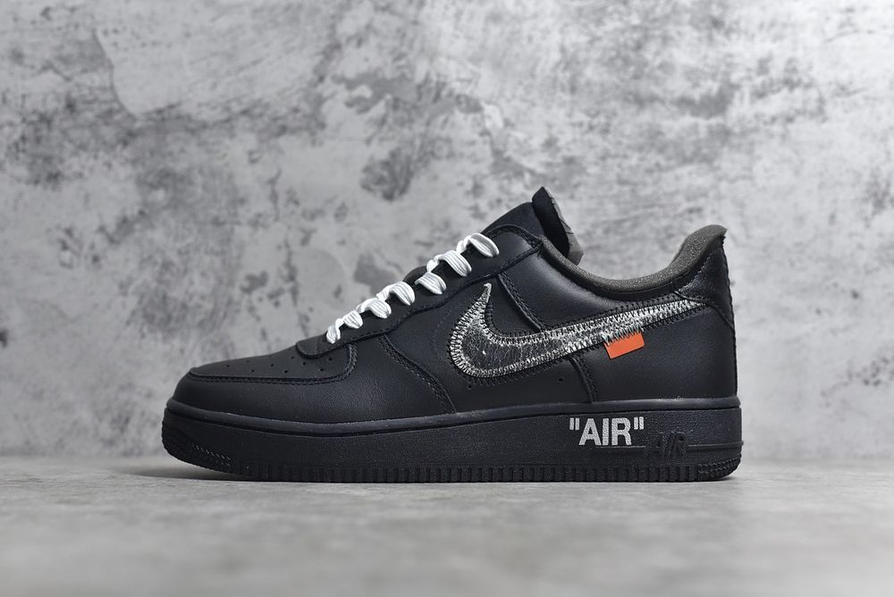 new style cca6d eb669 eBay  Sponsored  UA  OW AF 1 MOMA BLACK  All Size